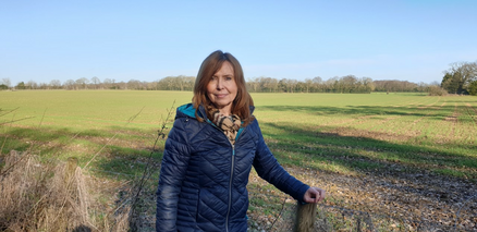 Cllr Margaret Hofman has been pushing for more Green Belt to be protected